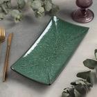 Блюдо для суши Verde notte, 27,5×14 см - Фото 2