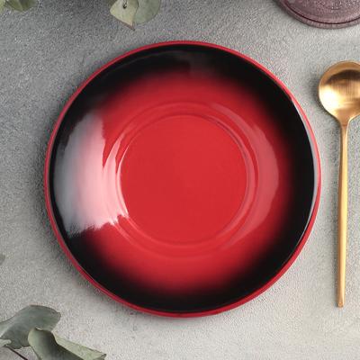 Блюдце универсальное Rosa rossa, d=15 см