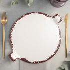 Блюдо Antica perla, d=25 см - Фото 1