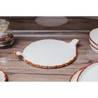 Блюдо Antica perla, d=25 см - Фото 3