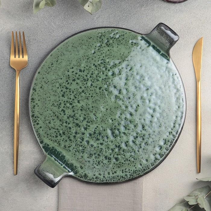 Блюдо Verde notte, d=25 см