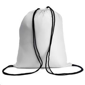 Мешок для обуви «Стандарт», 420 х 350 мм , белый, Calligrata Ош
