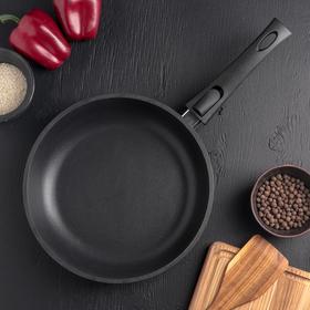 Сковорода «Престиж Брилиант», d=26 см, съёмная ручка, антипригарное покрытие