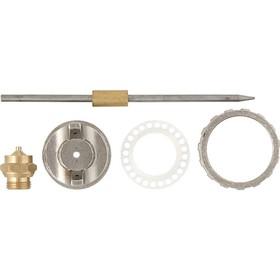 Ремкомплект для краскораспылителя MATRIX 57380, сопло 1.2 мм, игла, форсунка, зажим