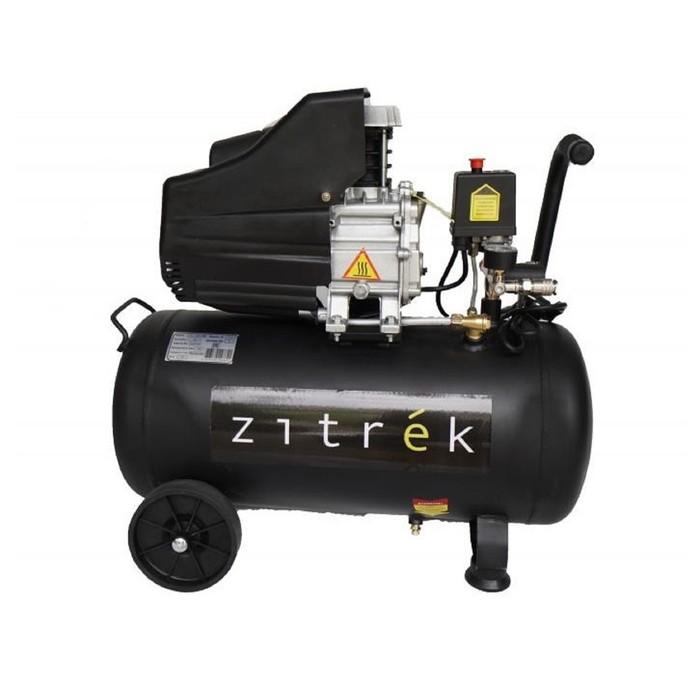 Компрессор поршневой Zitrek z3k320/50, масляный, 1.8 кВт, 320 л/мин, 8 бар, 50 л