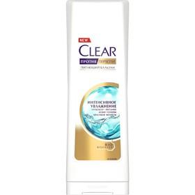 Бальзам для волос Clear «Интенсивное увлажнение», 180 мл