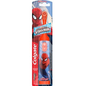 Зубная щётка электрическая детская Colgate Barbie, Spiderman, Batman, микс