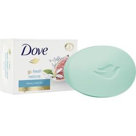 Крем-мыло Dove Go Fresh «Инжир и цветки апельсина», 100 г
