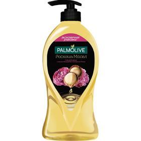 Гель для душа Palmolive «Роскошь масел», с маслом макадамии и экстрактом пиона, 750 мл