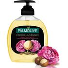 Жидкое мыло Palmolive «Роскошь масел», с маслом макадамии и экстрактом пиона, 300 мл
