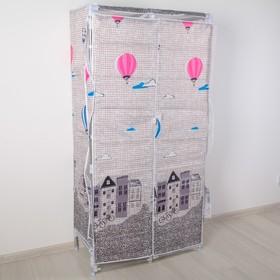 Шкаф для одежды «Романтика», 86×46×170 см Ош