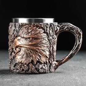 Кружка «Средневековье. Орёл», 400 мл