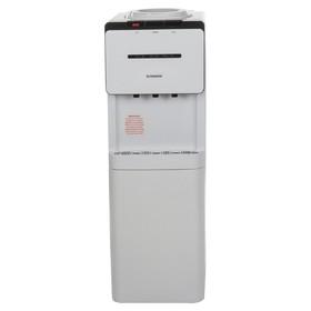 Кулер для воды SONNEN FSE-03, нагрев и охлаждение, 420 Вт/75 Вт, бело-чёрный