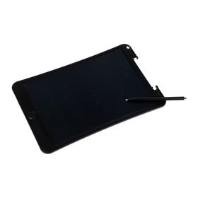 Планшет для рисования и заметок LuazON TAB-2, 10', цветная линия, функция блокировки, МИКС Ош
