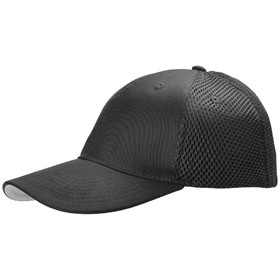 Бейсболка Ronas Hill, цвет чёрный