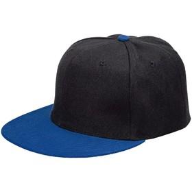Бейсболка Ben Hope с прямым козырьком, цвет чёрный, синий