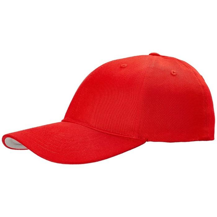 Бейсболка Beinn Eighe, цвет красный