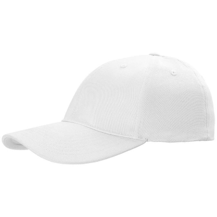 Бейсболка Beinn Eighe, цвет белый