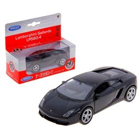 Машина металлическая Lamborghini Gallardo 1:34-39