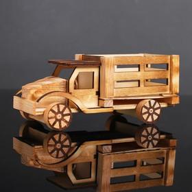 Игрушка деревянная «Грузовик» 9×23×9.5 см Ош