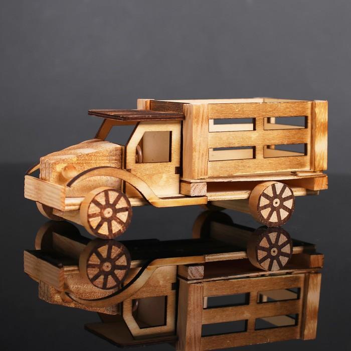 Игрушка деревянная Грузовик 9239.5 см