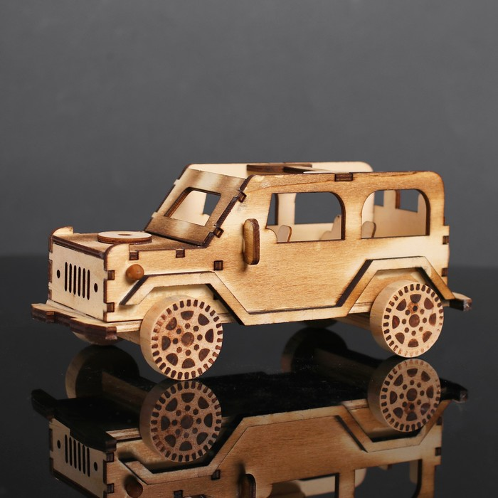 Игрушка деревянная Автомобиль 1021.59.2 см