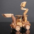 Игрушка деревянная «Экскаватор» 9.5×23×16 см