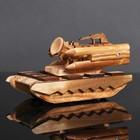 Игрушка деревянная «Танк» 11?20?10 см