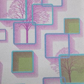 Пленка самоклеющаяся 'Блеск' 45х200 см, рисунок МИКС Ош