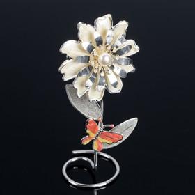 Сувенир 'Цветочек с бабочкой' Ош