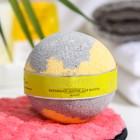 Бурлящий шарик для ванн L'Cosmetics Egoist с пеной, 130 г
