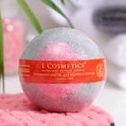 Бурлящий шарик для ванн L'Cosmetics Olympic Park с пеной, 130 г