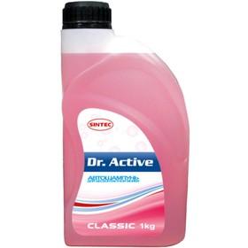 """Автошампунь Sintec """"Dr.Active Classic"""", для бесконтактной мойки, готовый, 1 л"""