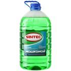 Жидкость стеклоомывающая Sintec, летняя, готовая, 5 л