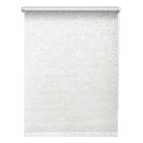 Рулонная штора «Фрост», 40 х 175 см, цвет белый Ош
