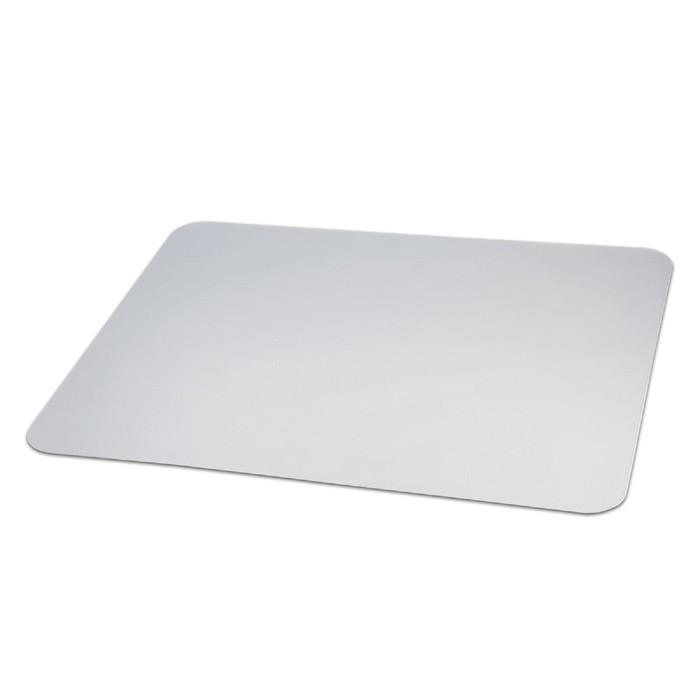 Коврик защитный для напольных покрытий BRABIX, поликарбонат, 90х120 см, шагрень, 1,8 мм