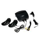 Игровая приставка Retro Genesis 8 Bit Junior, AV кабель, 2 проводн. джойст., 300 игр, черная
