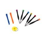 Набор инструментов для ремонта телефона LuazON, 9 предметов - Фото 1