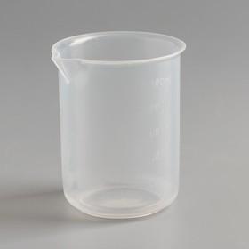 Стакан мерный со шкалой, Н – 100 мл (ПП)