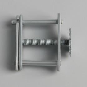 Зажим Гофмана (Т-образный), для трубок, d= не более 20 мм