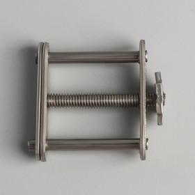 Зажим Гофмана (Т-образный), для трубок, d= не более 12 мм