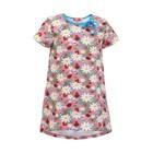 Платье для девочки, рост 92, насекомые