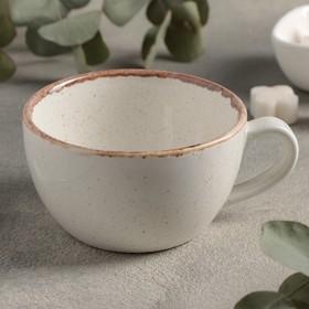 Чашка чайная Porland, 250 мл, цвет бежевый