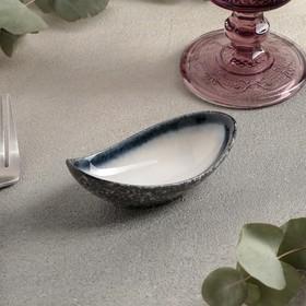 Блюдо овальное «Sea Pearl», 10×5×3 см
