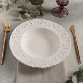 Тарелка глубокая Feston/Patine, d=24 см