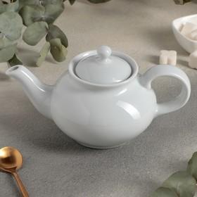Чайник «Soley», 500 мл, цвет белый