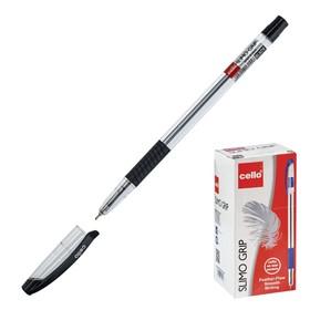 Ручка шариковая Cello 'Slimo Grip' узел 0.7мм, чернила черные грип 2669 Ош