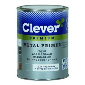 Грунтовка по металлу 'METALL PRIMER',серый 0,5 кг Ош