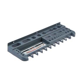 Полка для инструмента Stels 90717, 475 мм, серая, полипропилен