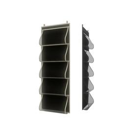 Кофр для одежды «Классик чёрный», 5 карманов, 105х40 см Ош